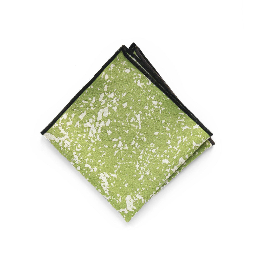 Laki Pocket Square in Japanese Silk