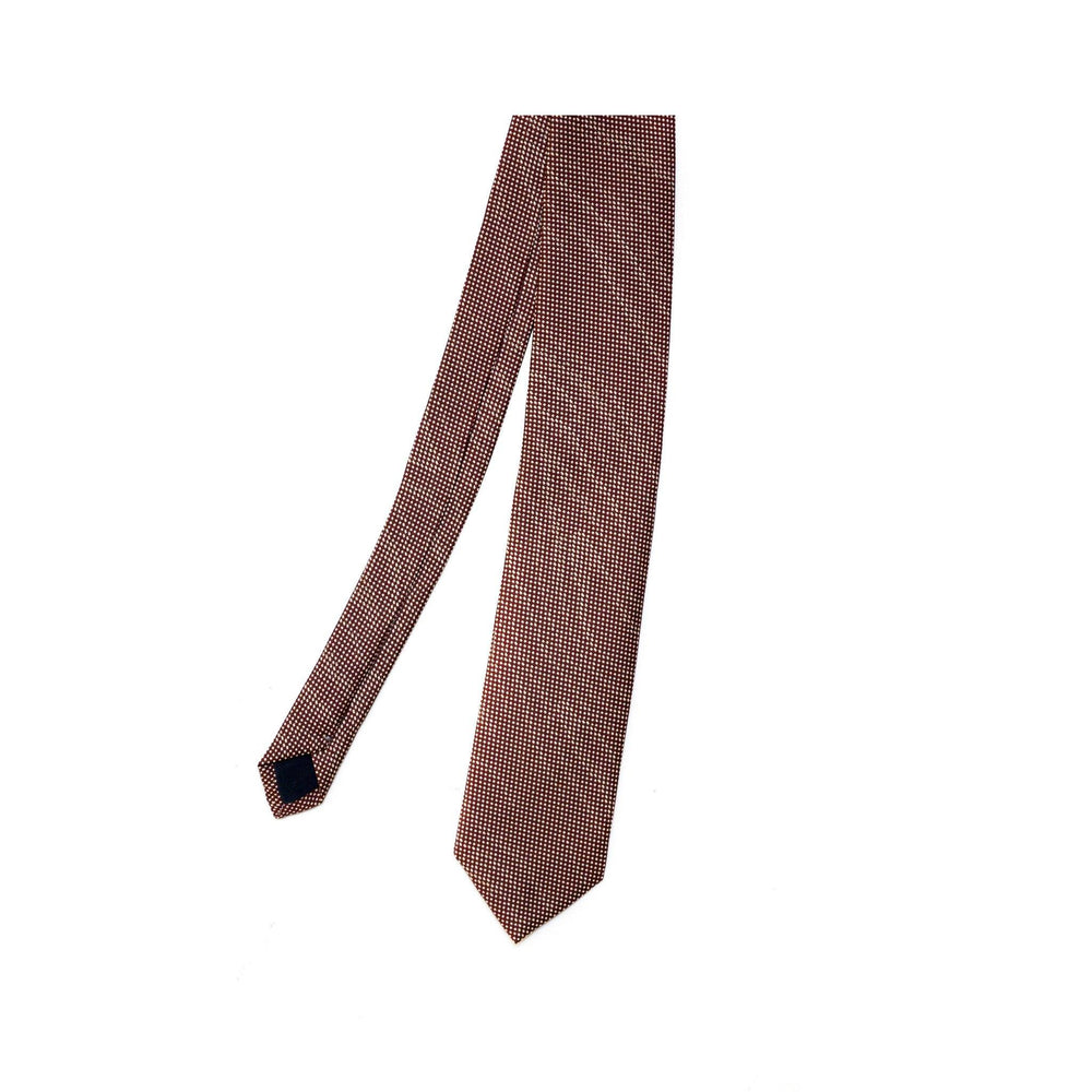 Hinoki Necktie in Japanese Silk