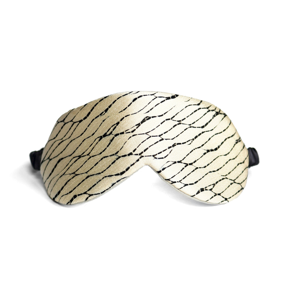 SJÓ Japanese Silk Sleep Mask