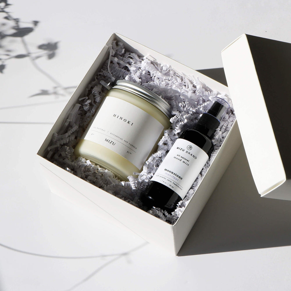 MIZU Calm Boxed Gift Set