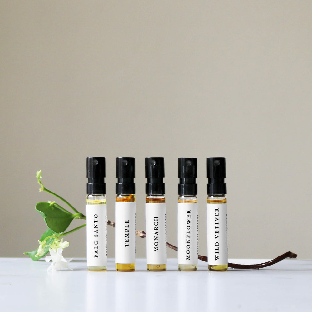 Botanical Eau de Parfum Discovery Set of 5