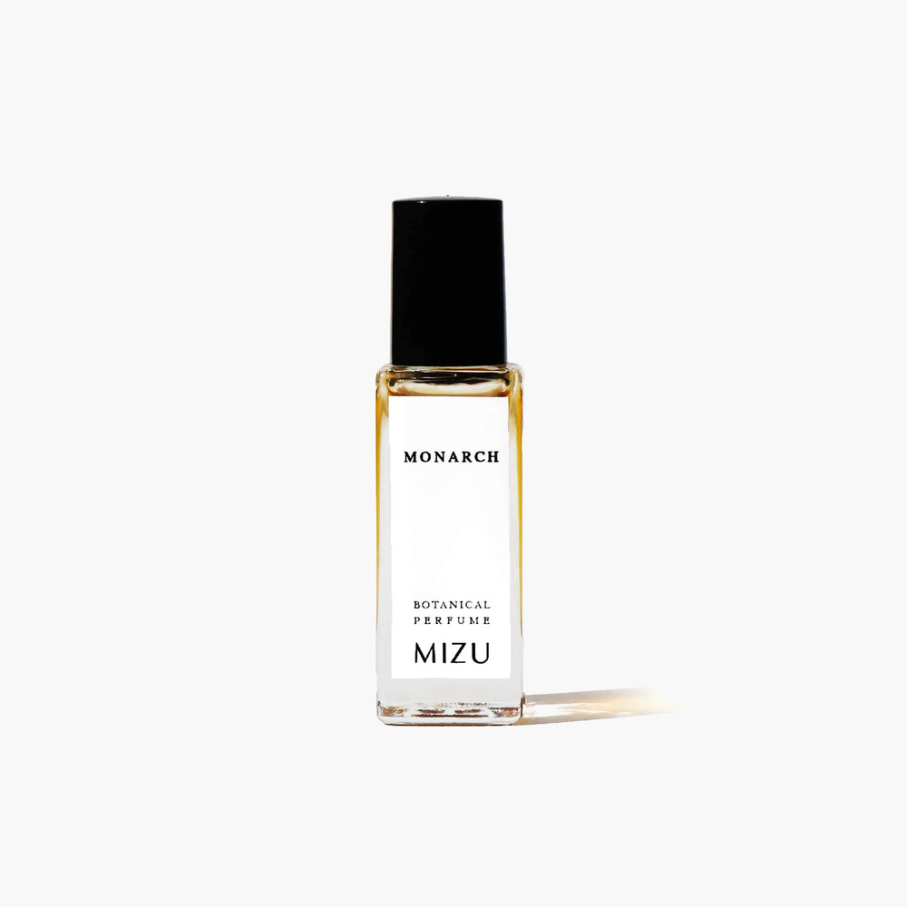 MIZU natural perfume oil MONARCH