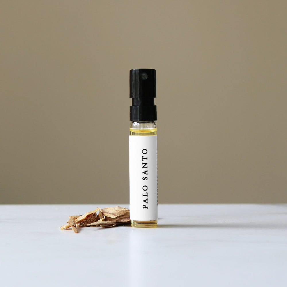 MIZU all natural palo santo parfum