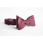 POTALA SILK COTTON BOW TIE side