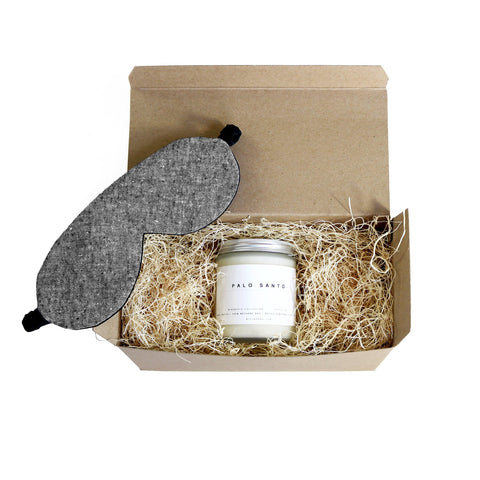 Palo Santo and Eye Mask Gift set thumbnail