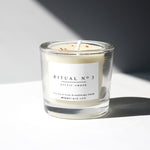 RITUAL No 3 / SOLAR PLEXUS / Essential Oil Soy Candle - 2.75 oz