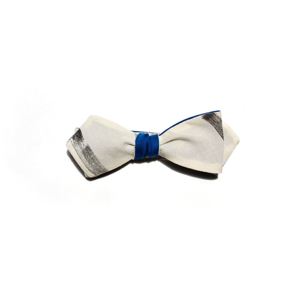 Hand-Painted Bow Tie in Himeji-jo