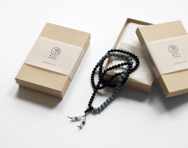MIZU Brand Jewelry Gift Box Packaging
