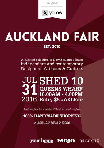 Auckland Fair 31st July