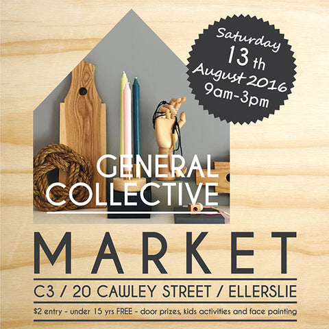 General Collective Market August 13th