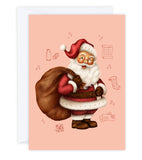 Characters of Christmas Collection - Greeting Card Set