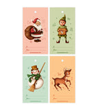 Characters of Christmas Collection – Gift Tags
