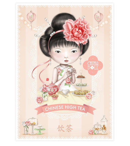 China Doll Prints