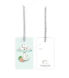 Steamed Pork Buns Gift Tag