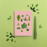 Leaf Collection Notebook
