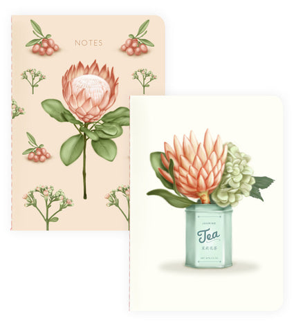 Protea Notebook