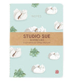 Steamed Pork Buns Notebook Set