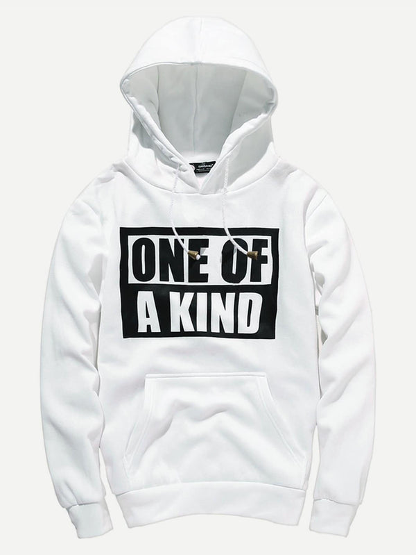 ONE OF A KIND WHT - MIXT Apparel