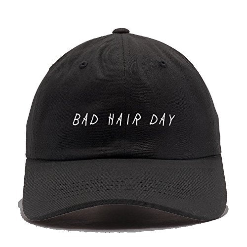 BAD HAIR DAY DAD HAT - MIXT Apparel