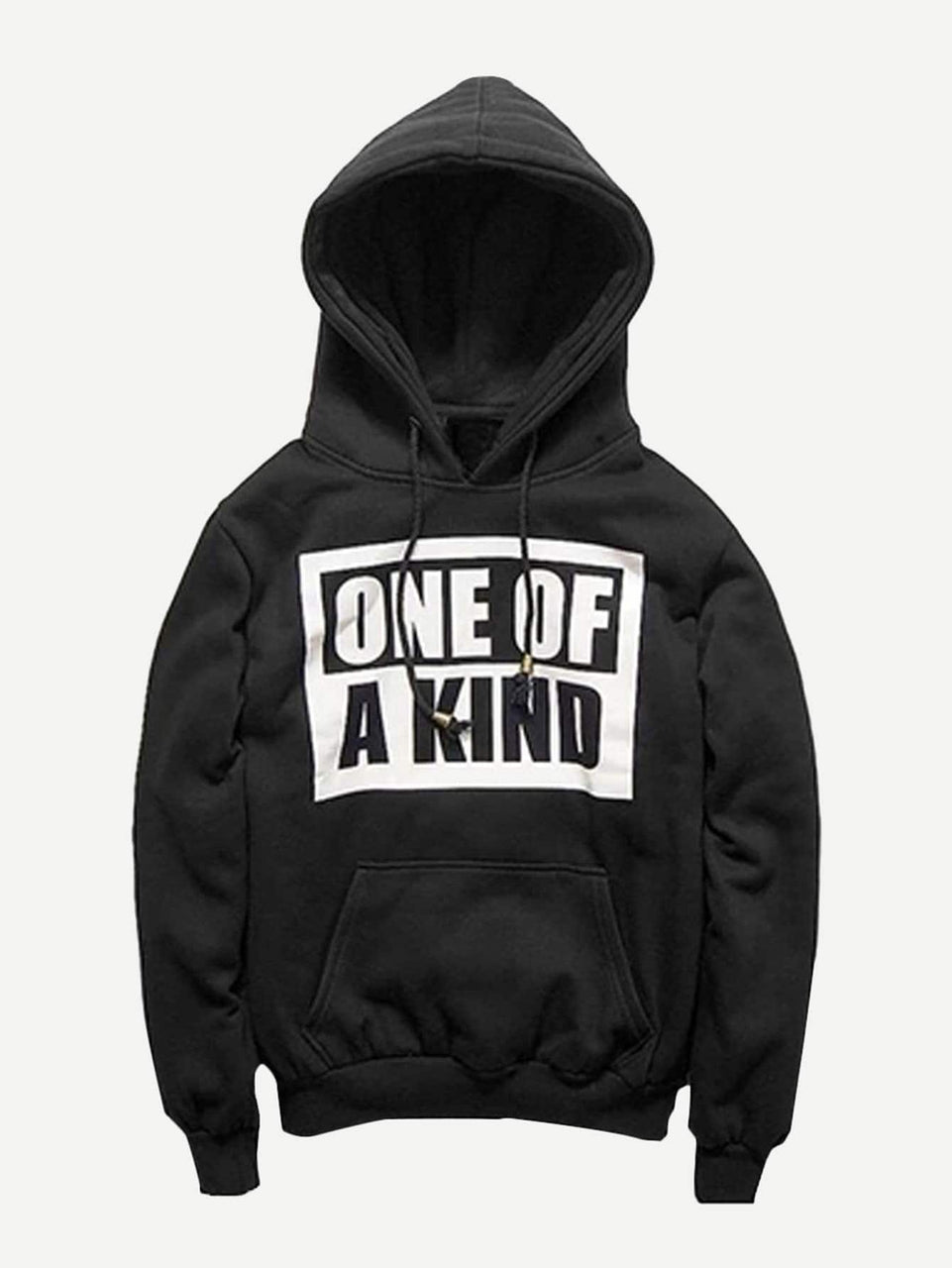 ONE OF A KIND BLK - MIXT Apparel