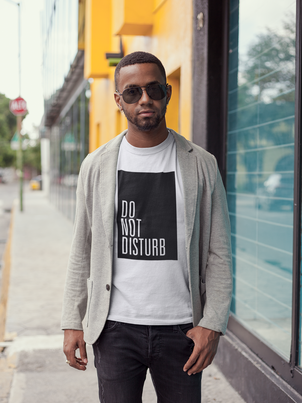 DO NOT DISTURB TEE - MIXT Apparel