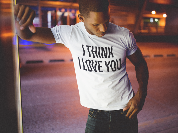 I THINK I LOVE YOU TEE - MIXT Apparel