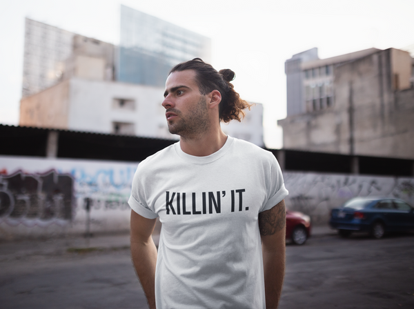 KILLIN' IT. TEE - MIXT Apparel