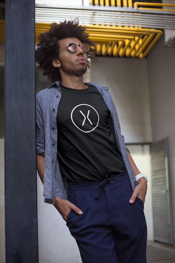 MIXT CIRCLE X TEE - MIXT Apparel