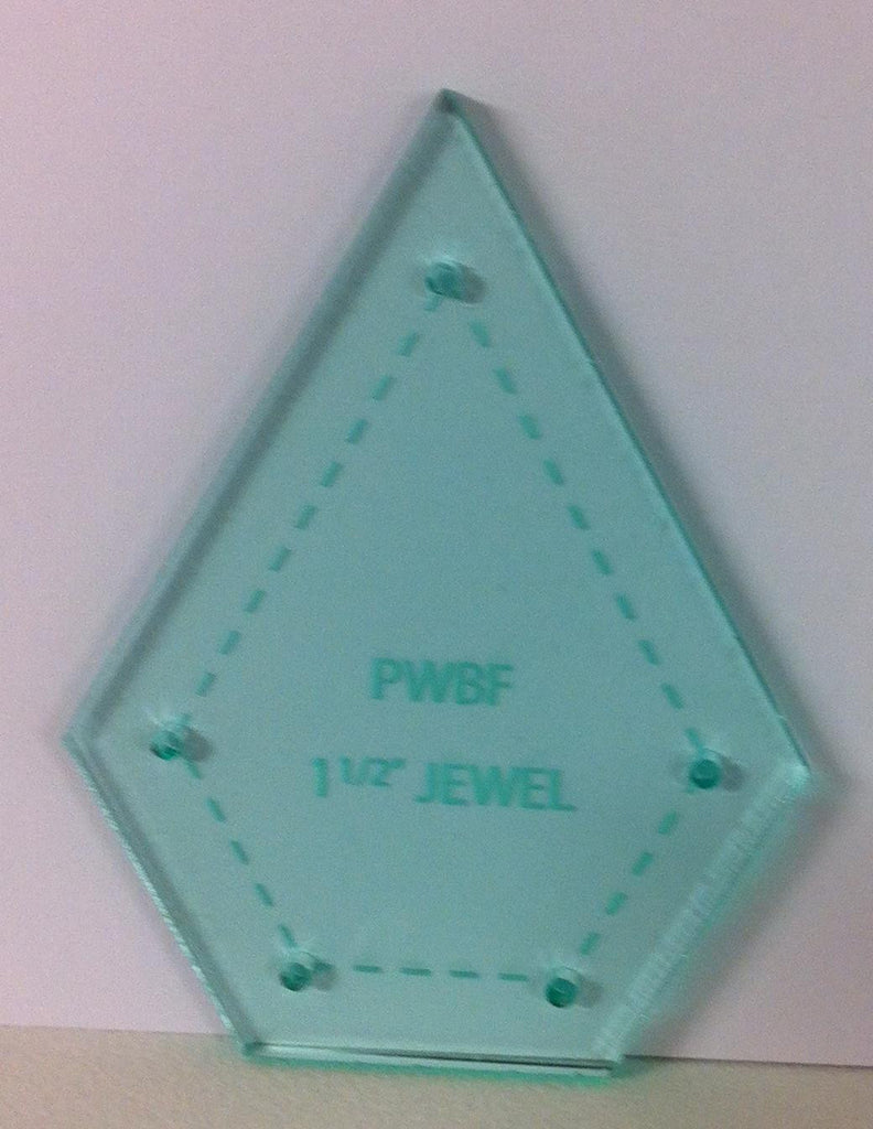 Jewel Acrylic Template