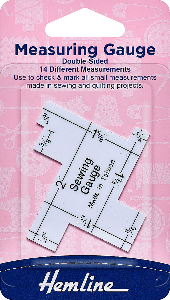 Hemline - Measuring Gauge