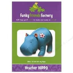 Patterns - Funky Friends Factory - Heather Hippo