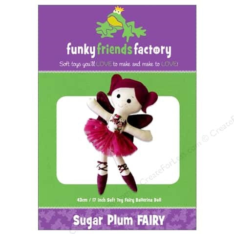 Patterns - Funky Friends Factory - Sugar Plum Fairy