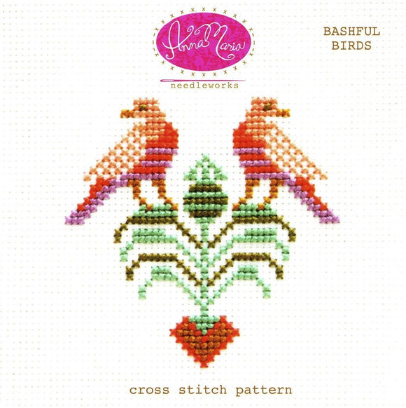 AMH Needleworks - Bashful Birds
