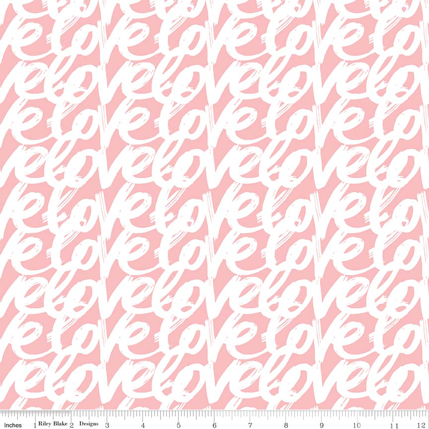 Love Story C7073-Pink