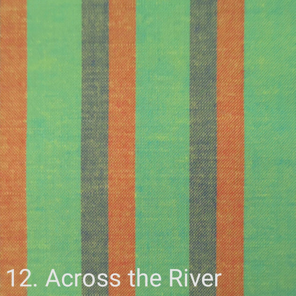 Wanderer Stripe - Across the River