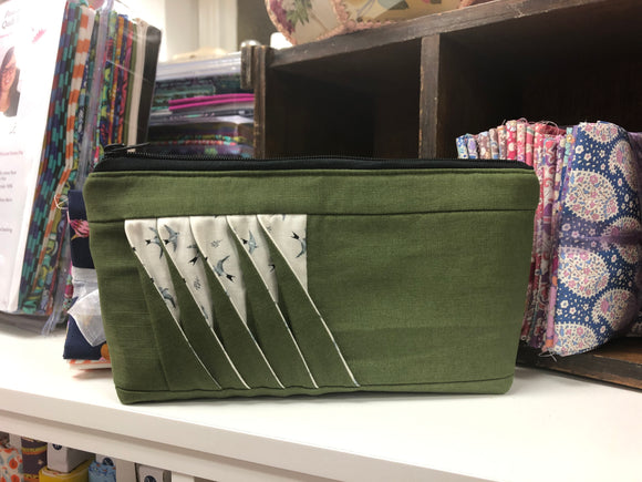 Pleated Purse Kit