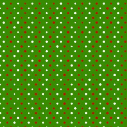 Multi Dots - Green