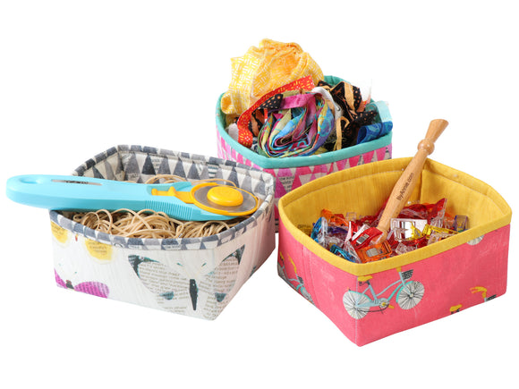 Petit Four baskets Kits