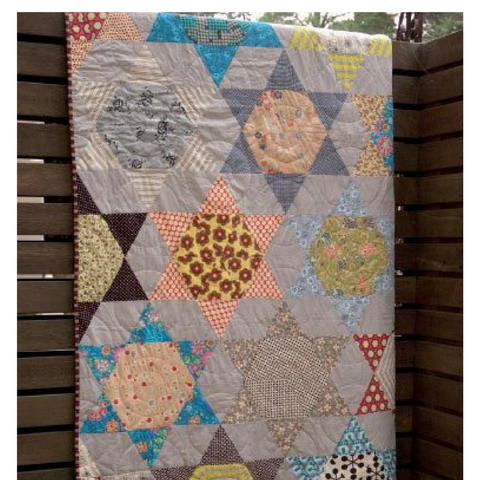 Fat Quarter Pattern - Starstruck LWD15