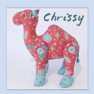 Patterns - Funky Friends Factory - Chrissy Camel