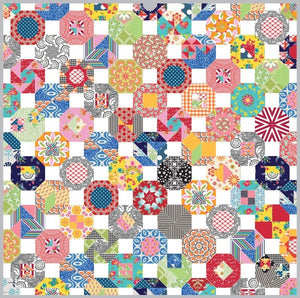 Block of the Month - All over the Octagon