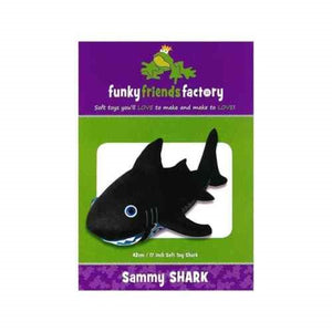 Patterns - Funky Friends Factory - Sammy Shark