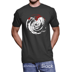 *James Bong 420 Men's T-Shirt