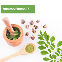 Seven Moringa Products