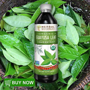 herbal goodness guayusa leaf extract