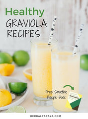 Healthy Graviola Recipes