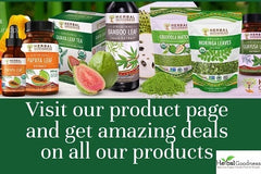 organic non-gmo products herbal goodness