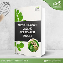 The truth about organic Moringa leaf powder