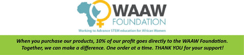About Herbal Goodness supports WAAW Foundation