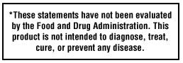 Image result for dietary supplement disclaimer